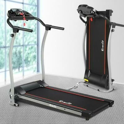 AU305.95 • Buy Everfit Electric Treadmill Home Gym Exercise Machine Fitness Equipment Physical