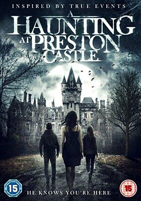 A Haunting At Preston Castle [DVD] - DVD  B6VG The Cheap Fast Free Post • 3.49£