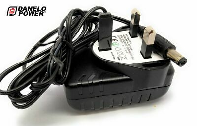 £10.99 • Buy 6V 500mA Replacement AC-DC Adaptor Power Supply For JAD-0600500F Exercise Bike