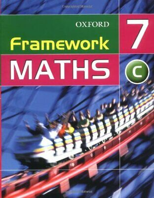 Framework Maths: Year 7 Core Students' Book... By Capewell Et Al., Dav Paperback • 12.99£
