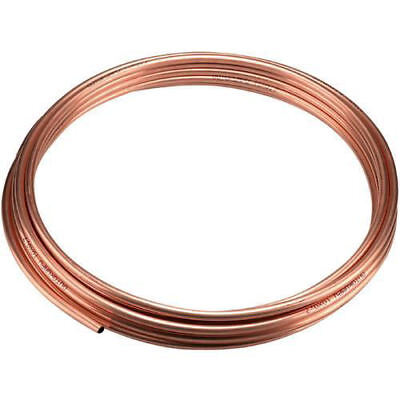 New 6mm / 8mm / 10mm Copper Microbore Plumbing Pipe/Tube Diy/ Gas/Oil/Caravan • 11£