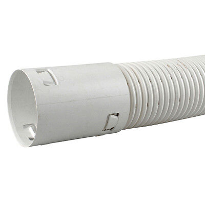 100mm X 50mtr Coil Perforated Land Drain • 115£