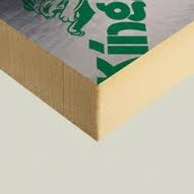 Celotex / Kingspan / Ecotherm / Equiv Insulation Tp10 Tf70 2400x1200 100mm (x6) • 302.50£
