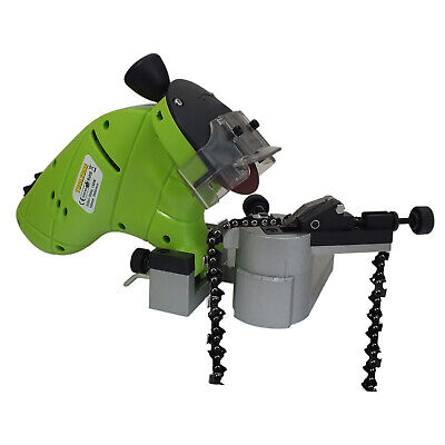 £29.99 • Buy 130w Electric Chainsaw Blade Sharpener Bench Mounted Chain Saw 100mm Grinder