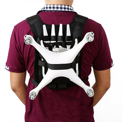 AU235.80 • Buy New OCDAY Shoulder Backpack Chest Bag For DJI Phantom 2 3 4 Vision Quadcoptrer