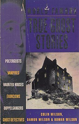 True Ghost Stories (World Famous) Book Book The Cheap Fast Free Post • 5.99£