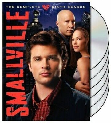 £3.49 • Buy Smallville - The Complete Sixth Season [DVD] - DVD  26VG The Cheap Fast Free