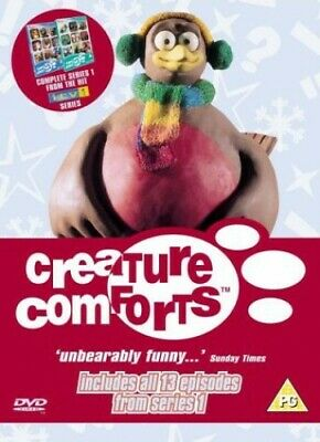 £3.49 • Buy Creature Comforts - Complete Series 1 [DVD] - DVD  7EVG The Cheap Fast Free Post
