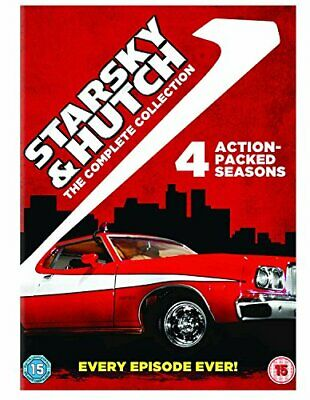 £13.67 • Buy Starsky And Hutch: The Complete Collection [DVD] [2006] - DVD  4SVG The Cheap