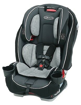 £167.30 • Buy Graco Baby SlimFit 3-in-1 Convertible Car Seat Infant Child Booster Darcie NEW