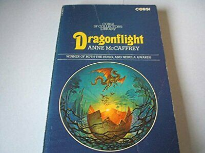Dragonflight (Corgi SF Collector's Library) By McCaffrey, Anne Book The Cheap • 7.49£