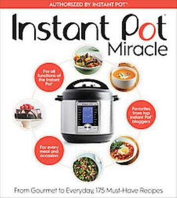 $19.29 • Buy Instant Pot Miracle - Houghton Mifflin Harcourt (cor) - New Book