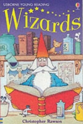 £4.59 • Buy Wizards (Usborne Young Readers) By Rawson, Christopher Paperback Book The Fast