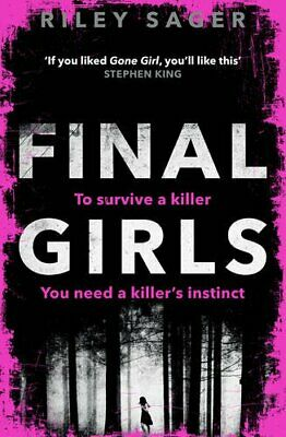 $17.70 • Buy Final Girls By Sager, Riley Book The Fast Free Shipping