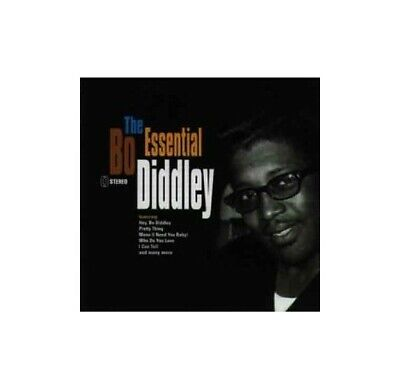£3.49 • Buy Bo Diddley - Essential Collection - Bo Diddley CD 3TVG The Cheap Fast Free Post
