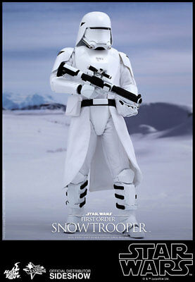 $ CDN275.22 • Buy Hot Toys Star Wars First Order Snowtrooper Figure 1/6 Scale Mms321 Esb