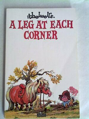 £8.23 • Buy Leg At Each Corner By Thelwell Paperback Book The Fast Free Shipping