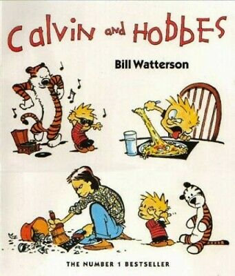 £8.06 • Buy Calvin And Hobbes: The Calvin & Hobbes Series: B... By Watterson, Bill Paperback