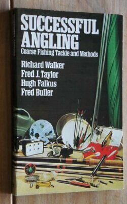 £9.01 • Buy Successful Angling: Coarse Fishing Tackle And Methods By Fred Buller Paperback