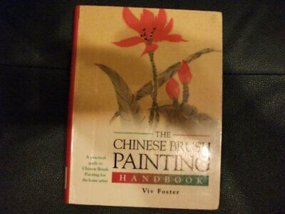 Chinese Brush Painting Handbook By Foster, Viv Book The Fast Free Shipping • 7.83£