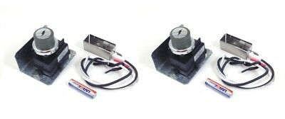 $ CDN55.63 • Buy Weber Electronic Battery Igniter Kit NEW 2009 Spirit Gas Grills 2 PACK