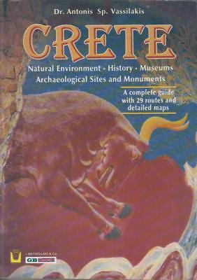 Crete - Natural Environment, History, Museums, ... - Dr Antonis Vassilakis - ... • 13.38£