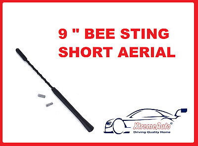 Car Bee Sting Mast Aerial Antenna FM/AM RADIO/STEREO Aerial Stumpy ARIEL ARIAL  • 3.49£