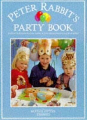 £5.49 • Buy Peter Rabbit's Party Book (The World Of Peter Ra... By Potter, Beatrix Paperback
