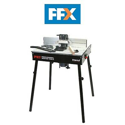 £467 • Buy Trend PRT Professional Router Table 240v