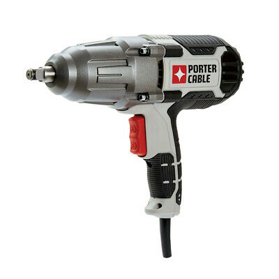 View Details Porter-Cable Pc.E211 7.5 Amp 1/2 In. Impact Wrench New • 69.99$