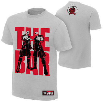 £27.49 • Buy Official WWE - Sheamus & Cesaro  The Bar  Authentic T-Shirt