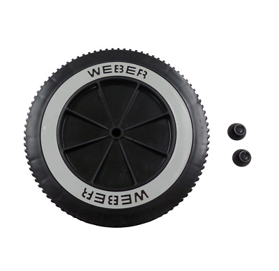 $ CDN20.39 • Buy Weber 65930 6  Replacement Wheel For Charcoal Grills