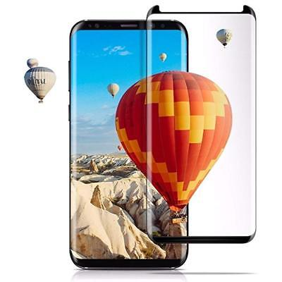 $ CDN3.70 • Buy For Samsung  Galaxy S8 S9 Note 8 Tempered Glass Full Cover Screen Protector TY
