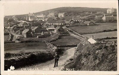 £10 • Buy Cregneash, Isle Of Man Near Port St Mary By V.L.Swales.