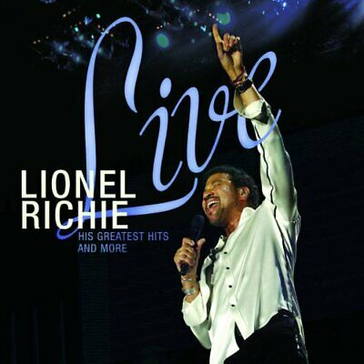 Lionel Richie - Live - Lionel Richie CD 0UVG The Cheap Fast Free Post The Cheap • 3.49£