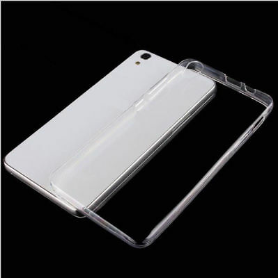 AU1.77 • Buy Ultra Thin Slim Clear Soft Silicone TPU Case Cover For Lenovo K3 K6 K8 A6000 P2