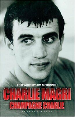 £3.29 • Buy Champagne Charlie By Charlie Magri Hardback Book The Cheap Fast Free Post