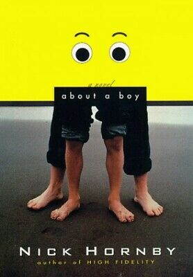 About A Boy By Hornby, Nick Book The Cheap Fast Free Post • 8.99£