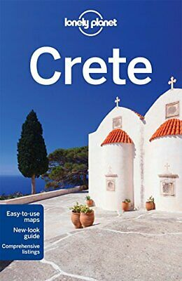 Lonely Planet Crete (Travel Guide) By Waters, Richard 1742207553 The Fast Free • 7.17£