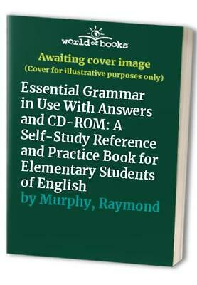 £8.33 • Buy Essential Grammar In Use With Answers ... By Murphy, Raymond Mixed Media Product