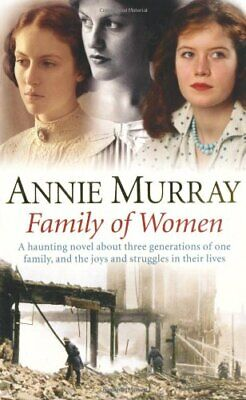 Family Of Women By Murray, Annie Paperback Book The Cheap Fast Free Post • 4.49£