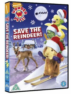 £3.49 • Buy Wonder Pets: Save The Reindeer [DVD] - DVD  V8VG The Cheap Fast Free Post
