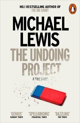 £3.59 • Buy The Undoing Project: A Friendship That Changed The World By Lewis, Michael Book