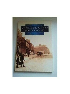 Cannock Chase Past And Present In Old Photograph... By Middleton, Tony Paperback • 5.99£