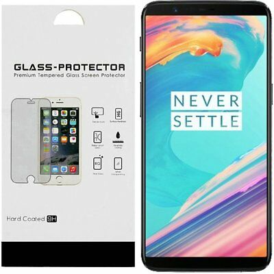 AU13.79 • Buy Premium [Real Tempered Glass] Full Cover Screen Protector Guard For OnePlus 5T