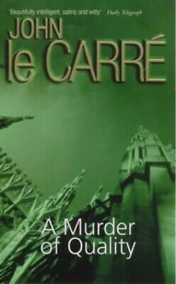 £4.99 • Buy A Murder Of Quality (Coronet Books) By Le Carré, John Paperback Book The Cheap