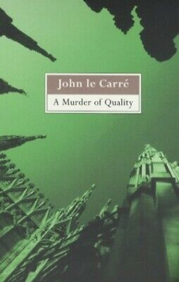 £8.99 • Buy A Murder Of Quality (Lamplighter) By Le Carr�, John Paperback Book The Cheap