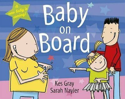£3.59 • Buy Baby On Board By Gray, Kes Book The Cheap Fast Free Post