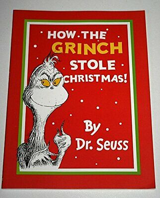 £5.99 • Buy How The Grinch Stole Christmas! By Dr Seuss Book The Cheap Fast Free Post