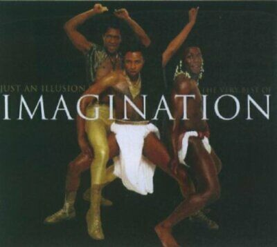 £4.93 • Buy Imagination - Just An Illusion - The Best Of - Imagination CD 28VG The Cheap The